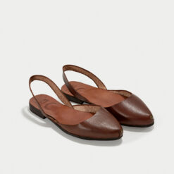 samba brown shoe woman natural leather handmade caboclo brasil
